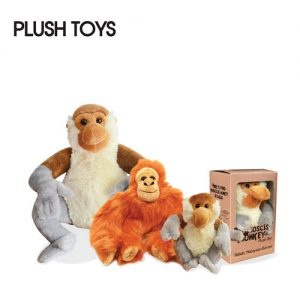 Wildlife Plush Toys