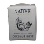Borneo Natural Soap – Coconut Rose