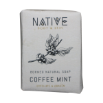 Borneo Natural Soap – Coffee Mint