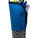 Kelarai Pencil Case L Blue(Front)