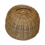 Rattan Food Cover Plain 20