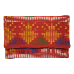 Dastar Name Card Holder – Red (Front)