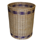 Rattan Laundry Basket without Holder